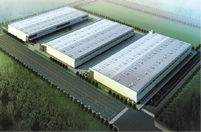 Prologis Hun'nan New Area International Logistic Center