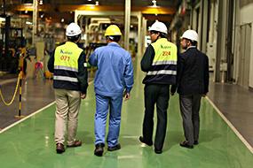 工厂参观可以验证施工质量