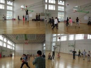 2013.03.30篮球比赛